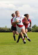 England v USA U20's Women's Rugby Nations Cup Final