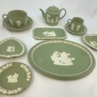 10 piece tea set