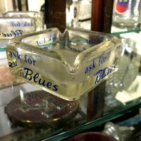 blues ashtray