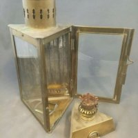 brass lantren