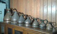 antique copper measures