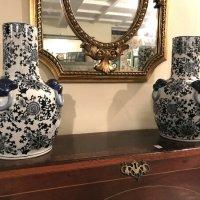 pair large vases