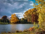 2nd Landscape - Autumn in Paris Stewart Privett