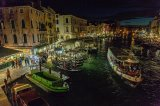 Gold - The Grand Canal from the Rialto Penry Archer