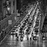 Madrid rush hour John Evans-Jones