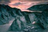 Silver - Dawn at Lee Bay Steph Thomas