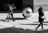Street photographer John Wade