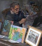 The Art Dealer Stewart Privett