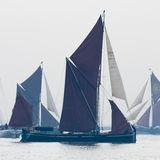 Medway Barge Match 1