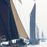 Medway Barge Match 2