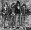 ramones stretched canvas 70 x 70cm