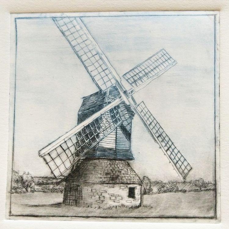 Stevington Windmill, Beds