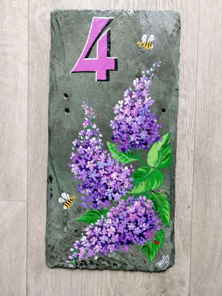 Lilacs commission