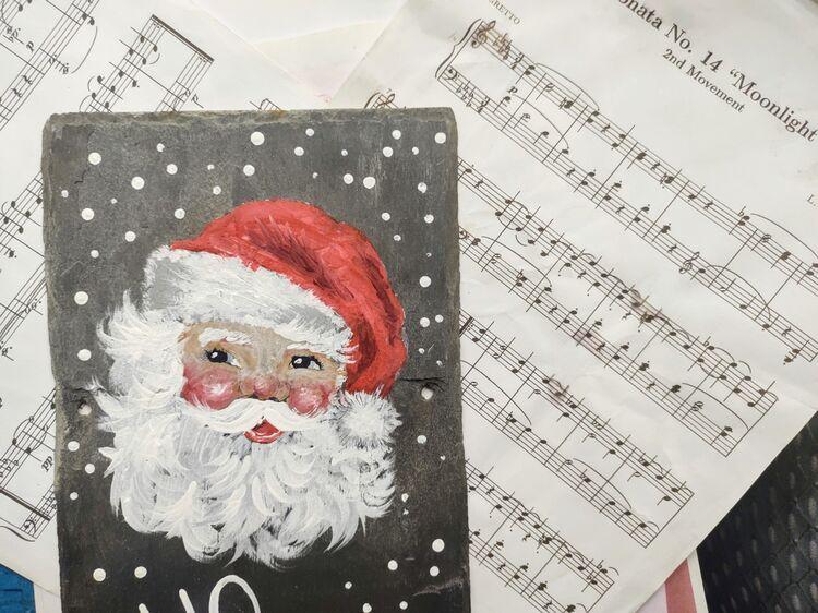 Dear old Santa