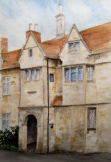 College House, Higham Ferrers