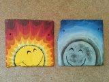 Sun & Moon slates