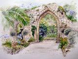 Abbey Gardens, Tresco, Scilly