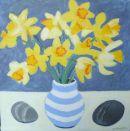 Daffodils and Pebbles