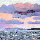 Godrevy, Winter Sunset