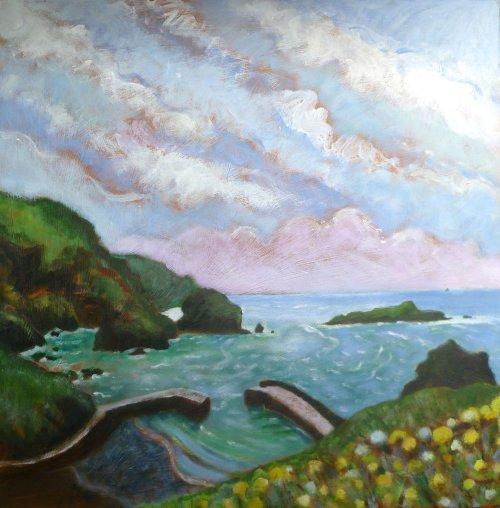 Mullion Cove Spring