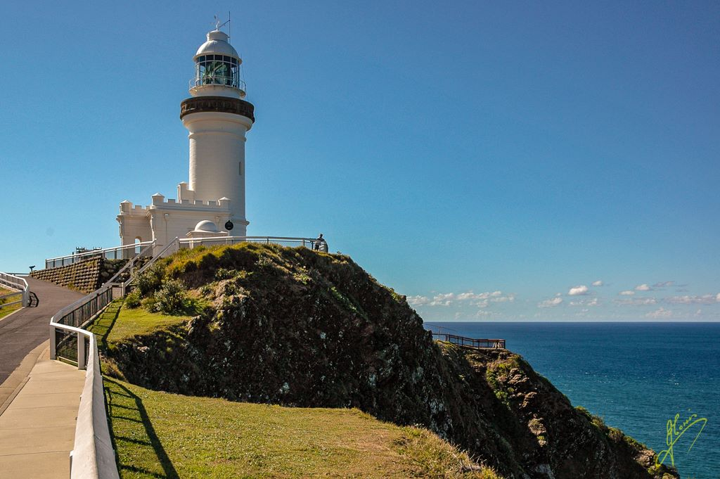 Byron Bay Lighthouse, New South Wales.