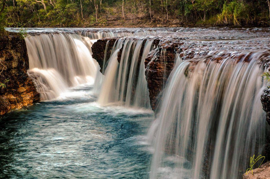Eliot Falls, Cape York, Queensland.
