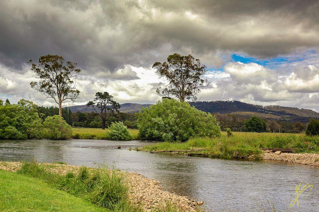 Mersey River, Tasmania.