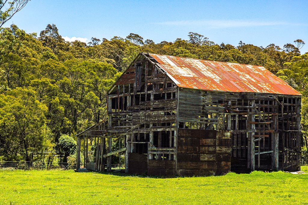 Old Barn, New South Wales.