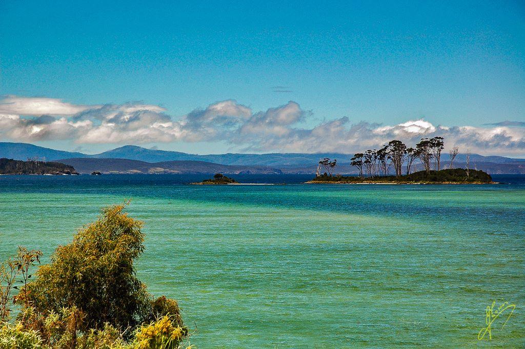 Southport Bay, Tasmania.