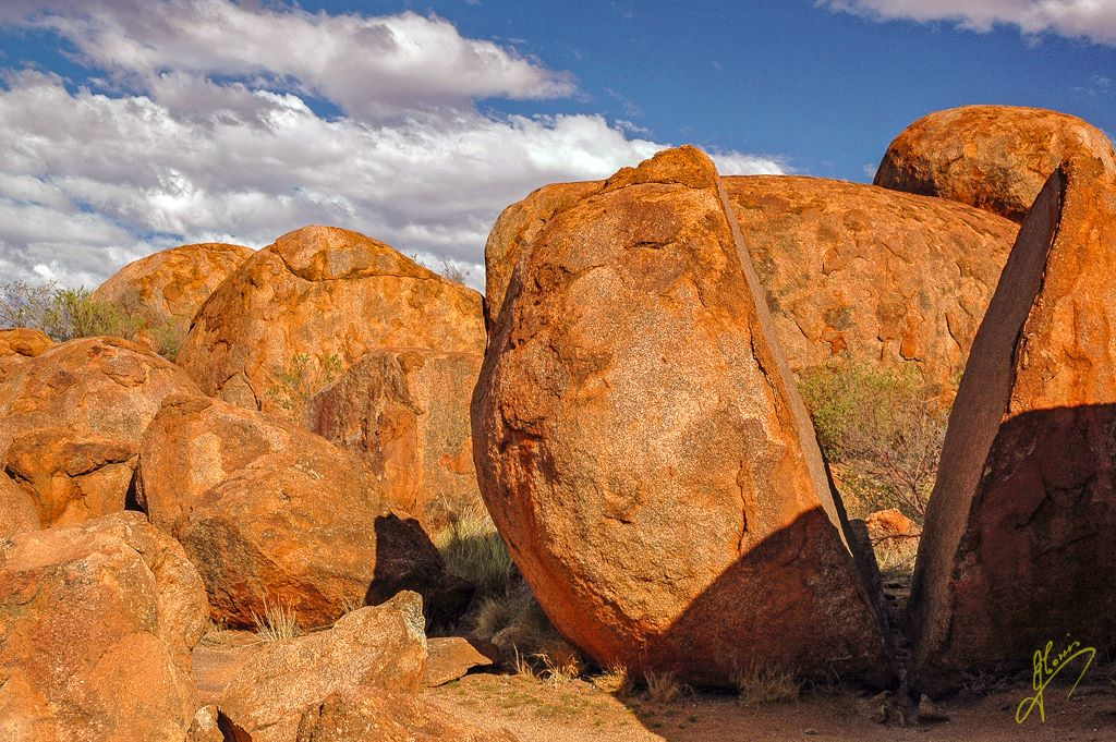 The Devil's Marbles, Northern Territory.