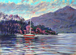 The Red Boat Windermere.