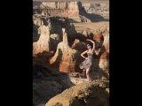 ALeConte Open Arielle in Coalmine Canyon
