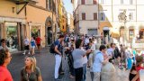 Alan Robilliard Street Photography Rome Trevi fountain