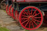 Anthony Le Conte Wheels Sark Carriages wheels