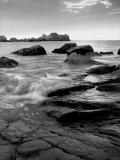 Brian Johnson Black and White Ebb tide