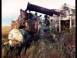 Derek Tostevin APAGB BPE1 Dilapidated Past steaming