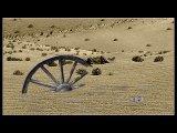 Derek Tostevin Wheels Death in the desert