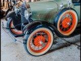 Godfray Guilbert Wheels Model T wheels