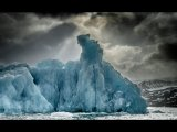 Jo Mahy Open Ice sculpure