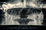 Nigel Byrom Contre Jour Fountain Trafalgar Square
