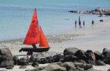 Robin Millard  Open Red Sail