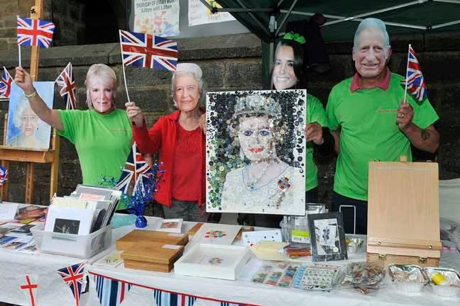 The Royal Family - Carol, Mary, Julie, Trevor