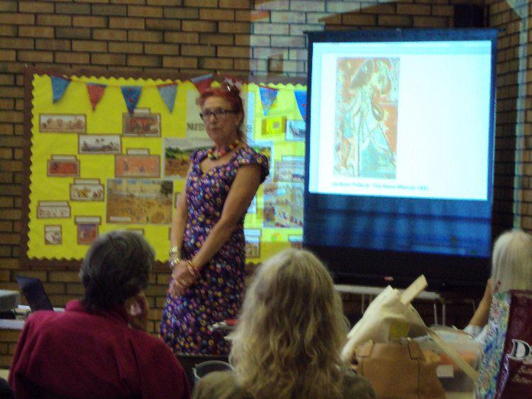 Susan Ross Workshop Sep 2014