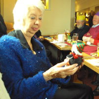 Barbara Christmas lunch 2015
