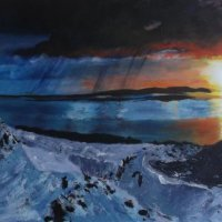 Old Man of Storr Isle of Skye SOLD