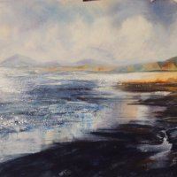 Sandside in Silverdale £75.00 SOLD