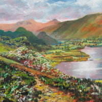 The Great Wood Marching to Borrowdale £60