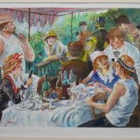 Renoir's nightmare (vision of the future) £40