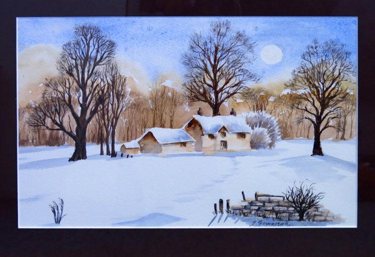 Winter Wonderland £40