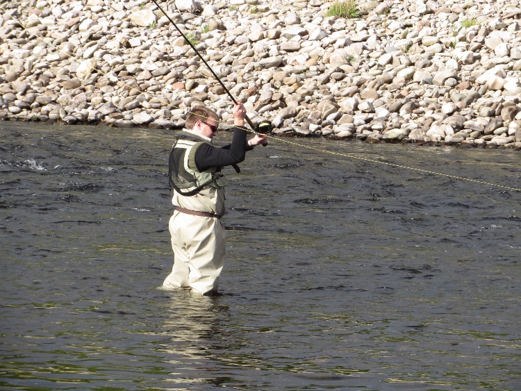 Adam on the Spey